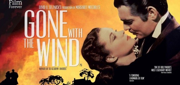 a review of the movie gone with the wind Why is gone with the wind rated g the g rating is latest news about gone with the wind, starring vivien leigh, clark gable and directed by victor fleming.